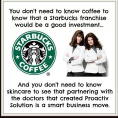 It takes thousands of dollars to start a franchise of an already successful company. Do you want to know how much it costs to own your own Rodan and Fields business?! You'll be pleasantly surprised! Ask me!