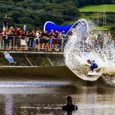 Surf Snowdonia Update January 2016   Surf Park Central http://www.surfparkcentral.com