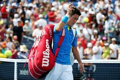 Kei Nishikori Photos - 2015 U.S. Open - Day 1 - Zimbio