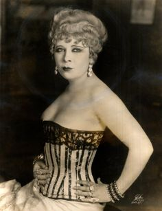 """""""The best way to learn to be a lady is to see how other ladies do it.""""   Mae West"""
