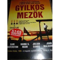 The Killing Fields (1984) / Region 2 PAL DVD European Edition / Hungarian Menu / English 5.1 and Hungarian 2.0 Sound Options / Starring: Sam Waterston, Haing S. Ngor / Director: Roland Joffé $19