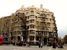 Casa Gaudi / Barcelona 2013