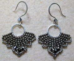 Fly by Night Earrings