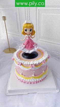 Cake Decorating Frosting, Creative Cake Decorating, Cake Decorating Designs, Cake Decorating Videos, Birthday Cake Decorating, Cake Decorating Supplies, Cake Decorating Techniques, Cake Baking Supplies, 65 Birthday Cake