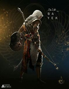 Assassin's Creed Origins - Bayek