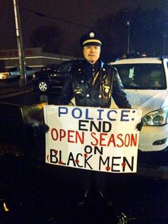 Google+Retired Philadelphia cop Captain Ray Lewis protested in Ferguson. Was also arrested in NY for wearing full uniform while protesting This is part of the problem. When you can't face criticism from within.!!!!! http://www.huffingtonpost.com/…/occupy-wall-street-ray-lewi…