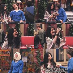 Wizards of waverly place-alex charms a boy <3