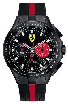 Ferrari's 'Race Day' #running #runningmen #menfitness #runningtees #runningwear #runningwatch #runningwatches #sportswatches #sportsmenwatches #menwatches