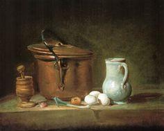 Chardin, 1699-1779