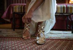 Una novia de Masscob y Emebe en Galicia ©  Gimena Berenger de Zclick Fotografía.