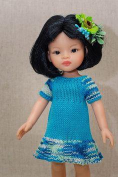 Вязаная одежда для кукол - КуклаМода | VK