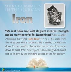 quran scientific miracles - Google Search