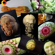 Fruit carving collage. intaglio Anguria Zucca zucchine Chocolate Covered Oreos, Chocolate Covered Strawberries, Chocolate Peanut Butter, Stove Top Meatloaf, Ladybug Cakes, Bbq Pitmasters, Smoker Cooking, Grilling Tips, Edible Arrangements