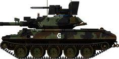 M 551 Sheridan