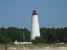 North Island, Georgetown, SC a cool place to visit! This lighthouse might be open to the public in the spring of 2013. One of the oldest running lighthouses on the East coast.