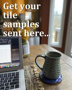Need tile samples?  We will send them right to your door and connect you with a tile professional.