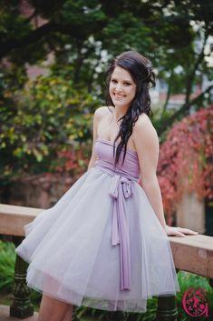 A Short Gelique Convertible Dress with a Short 2 Layer Tutu Convertible Dress, Infinity Dress, Bridesmaid Dresses, Wedding Dresses, Every Woman, Different Styles, Dress Making, Tutu, Designer Dresses