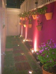 Pergola Patio Design Back Porches 24 Ideas - Modern Pergola Patio, Backyard Landscaping, Patio Design, Garden Design, House Plants Decor, Side Yards, Terrace Garden, Home Deco, Decoration