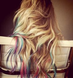 I wish I could do this to my hair