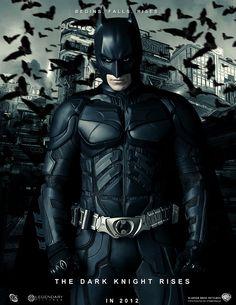 """""""Batman - The Dark Knight Rises"""""""