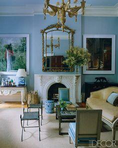 Best Contemporary Interior Designers - Best American Interior Design Photos - ELLE DECOR