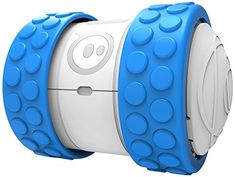 Ollie for Android and iOS, by Sphero - iOS & Android compatible Apps: Driving & Programming Ollie will travel up to 6.3 m/s (20.6 f/s, 14 mph)