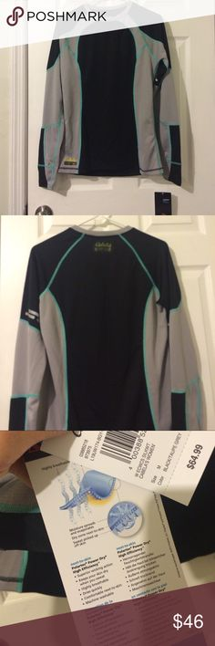 ❤️NWT Cabelas Tech Silk Base Layer A must for the camper, hiker, or just on a snow day. Lightweight ECWCS Silk Crew Neck Base layer. Maximizes warmth, minimizes weight & enhances breathability. Brand new. Only wore to try on.  Please message with questions. Will consider reasonable offer Cabelas Other