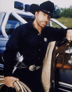 Chuck Norris as Cordell Walker in Walker, Texas Ranger Texas Rangers Outfit, Texas Rangers Cake, Texas Rangers Players, Texas Rangers Shirts, Walker Texas Rangers, Rangers Baseball, Rangers Game, Chuck Norris, Keanu Reeves