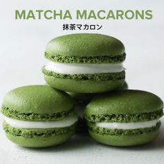 Matcha Macarons Recipe by Tasty