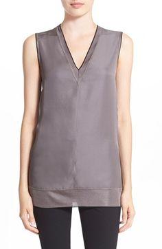 RAG & BONE 'Bess' Silk Tank. #ragbone #cloth #