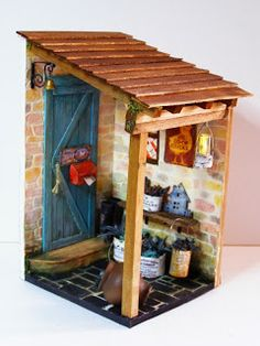 Doll house and miniatures blog