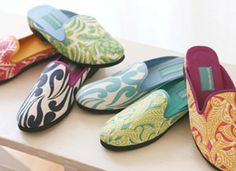Fabulous slippers/mules from Needham, and the best part? They are only $30.00! Love this company!!!