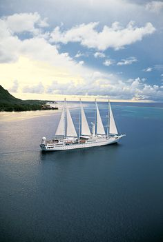 Spirit (windstar Cruises | Cruzeiros windstar)