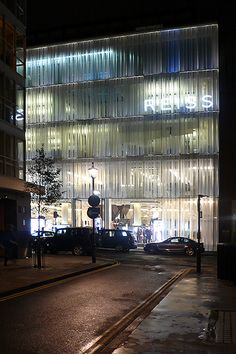 reiss store...stop the car
