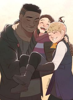 This is so amazing and cute! I love Luther so much!