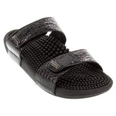 12cf53c7c Fashion forward sandals and therapeutic massage all in one. It doesn t get  any