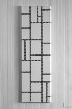 Die Quadratur der Kunst  - einfacher geht's nicht...     A Little Fashion #diy #deko #decoration #trend #tutorial #anleitung #selbermachen #filizity