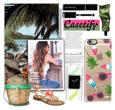 """""""Casetify"""" by beenabloss ❤ liked on Polyvore featuring Casetify, Givenchy, Dolce&Gabbana and Aesop"""