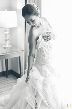 Green and Gorgeous | http://brideandbreakfast.ph/2014/11/24/green-and-gorgeous/ | Photo by Chapter One Studios