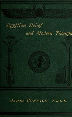 Modern belief modeled after an ancient one?