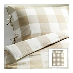 EMMIE RUTA Duvet cover and pillowcase(s) - Full/Queen - IKEA39.99 greatprice
