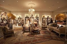 Unexpected Interiors: Ralph Lauren's New York Flagship Store
