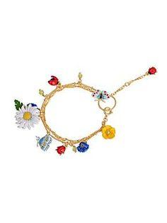LES NEREIDES Champêtre Bracelet