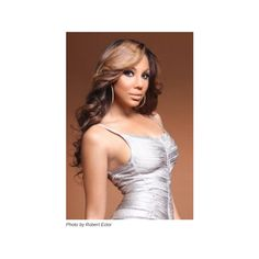 Tamar Braxton tweets about K.Michelle S2Smagazine.com ❤ liked on Polyvore