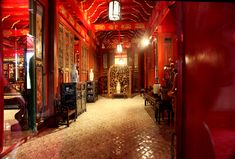 chinese interiors | File:Interior of Bang Pa In Chinese style palace.JPG - Wikimedia ...