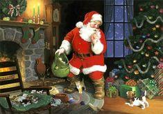 Tom Newsom - Père Noël
