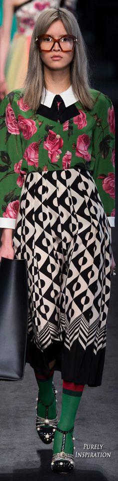 Gucci FW2016 Women's Fashion RTW | Purely Inspiration