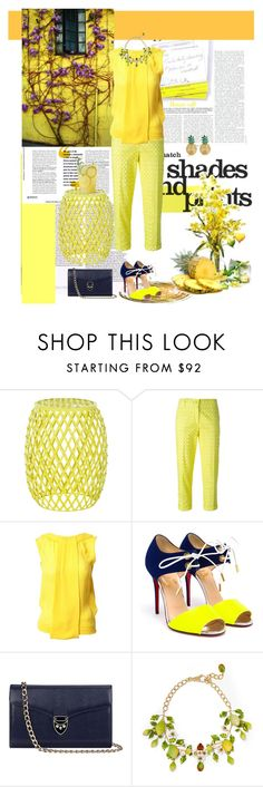 """Fruits!!!"" by snje2105 ❤ liked on Polyvore featuring Safavieh, P.A.R.O.S.H., Fendi, Christian Louboutin, Aspinal of London, Dolce&Gabbana, MBLife.com, fruits and summerfashion"