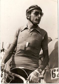 Fausto, in the jersey of dreams