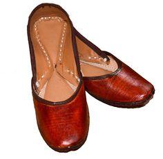 40c0da966 US SIZE 10 WOMEN S SHOES JUTTI PUNJABI LEATHER JUTTI HANDMADE MOJARI LADY  SANDAL  fashion  clothing  shoes  accessories  womensshoes  sandals (ebay  link)